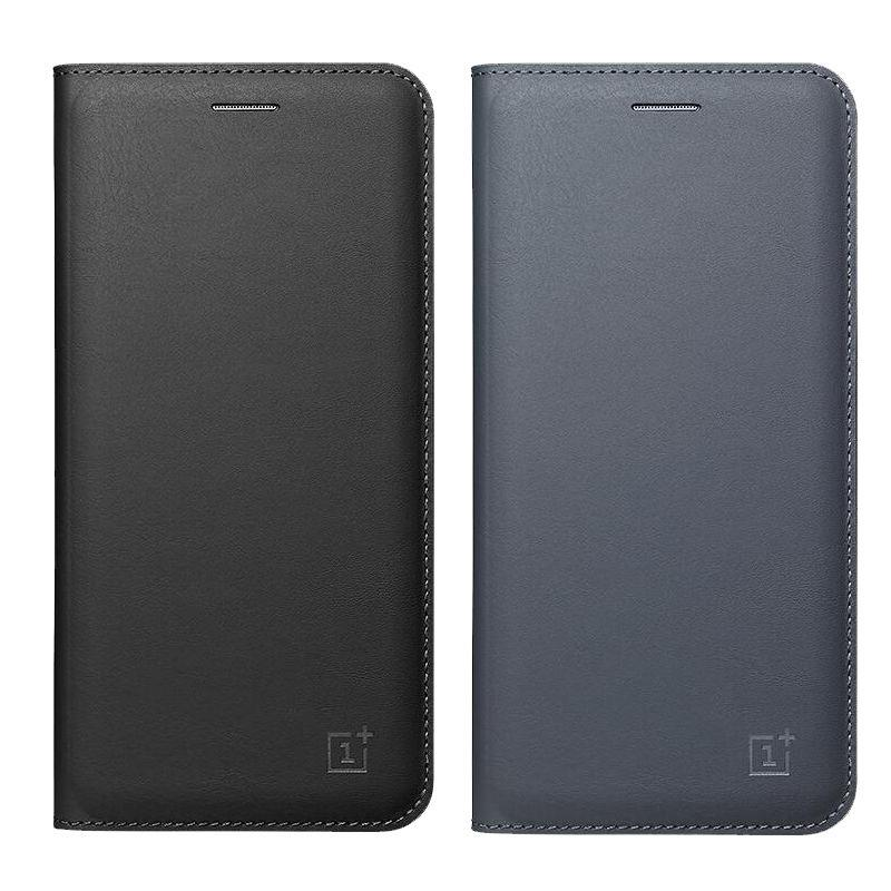 OnePlus 5 smart leather flip protective case men women