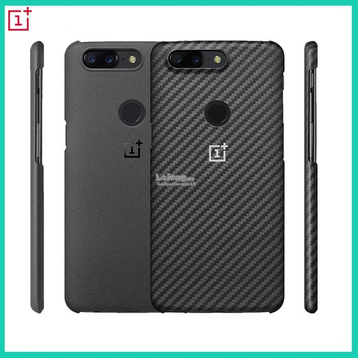 100% authentic 6c653 03e65 OnePlus 5T/1+5T Official Karbon / Sandstone / Silicone Protective Case