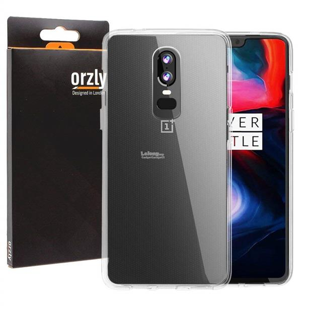 timeless design 6dc47 6b7d9 OnePlus 6 1+6 Orzly FlexiCase Slim Fi (end 8/9/2020 9:36 AM)