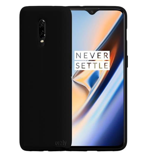 official photos 59ace e3c76 OnePlus 6T / 1+6T - Orzly Flexicase Flexi TPU Case Cover