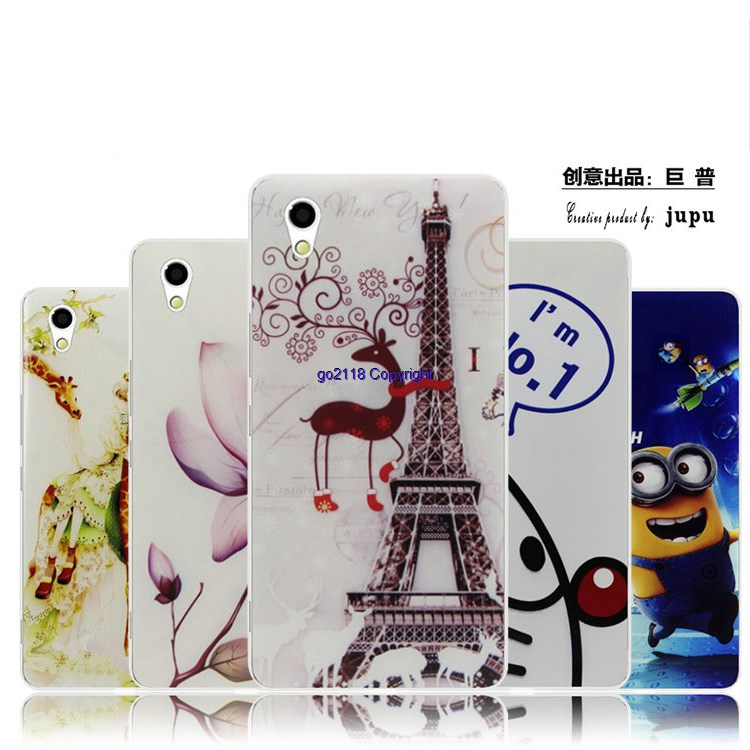 sale retailer b3843 86e2b oneplus X 2 rubber cartoon case casing cover
