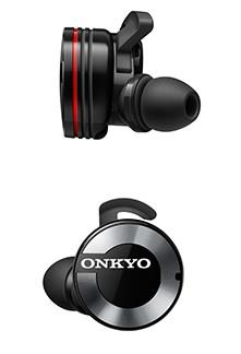Onkyo W800BT Wireless headphones with microphone and charging case