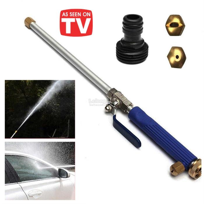 Online Sale X Hose High Pressure Water Jet for Car cleaning