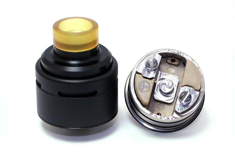 ONO e juice e liquid mod Vape - SXK Squi Bf pin RDA black