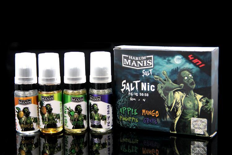 ONO e juice eliquid pod system Vape - Harum Manis nic Salt 10ml 4 in 1