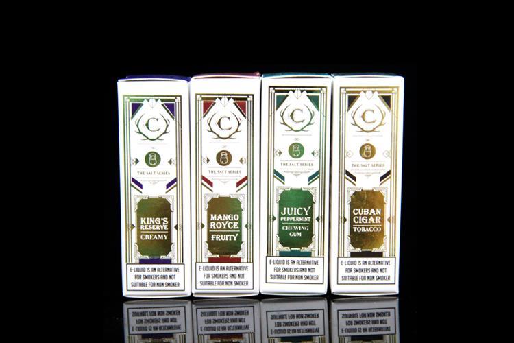 ONO Vape juice for pod - Cypher salt 10ml