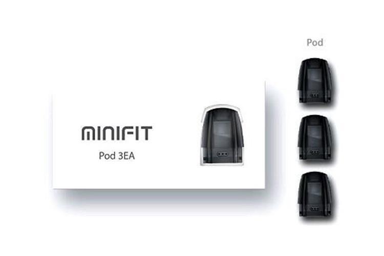 ONO vape - JustFog MiniFit Replacement Cartridge Coil Pods (3pcs)
