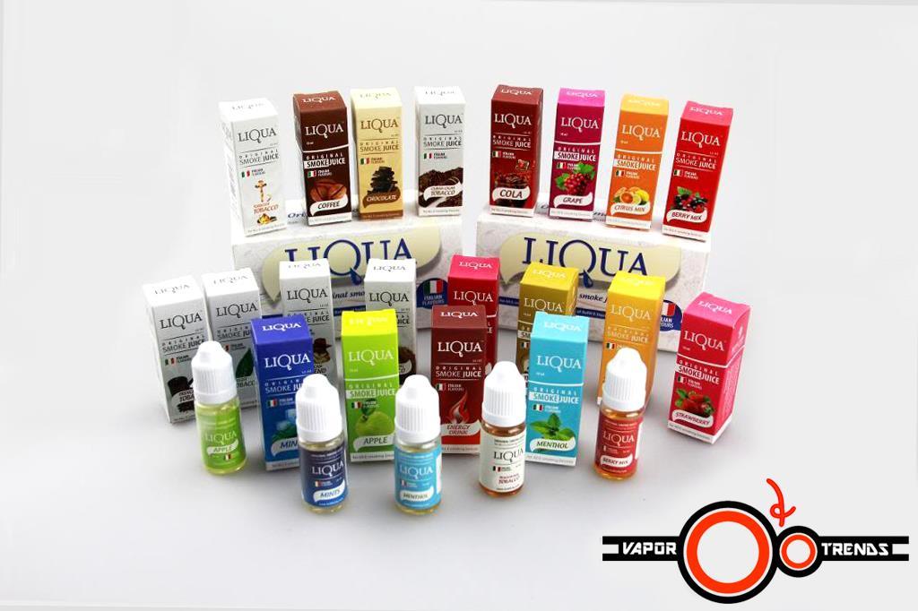 ONOVapor DNA vape mod ejuice eliquid tobacco flavor - Liqua 30ml Ori