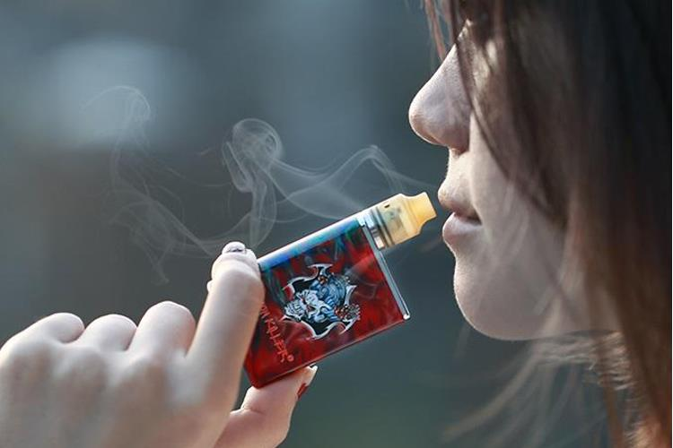 ONOVapor juice liquid e cig mod - Demon Killer Tiny Kit