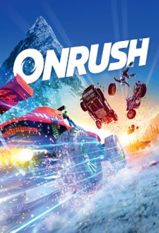 ONRUSH XBOX LIVE Key XBOX ONE EUROPE