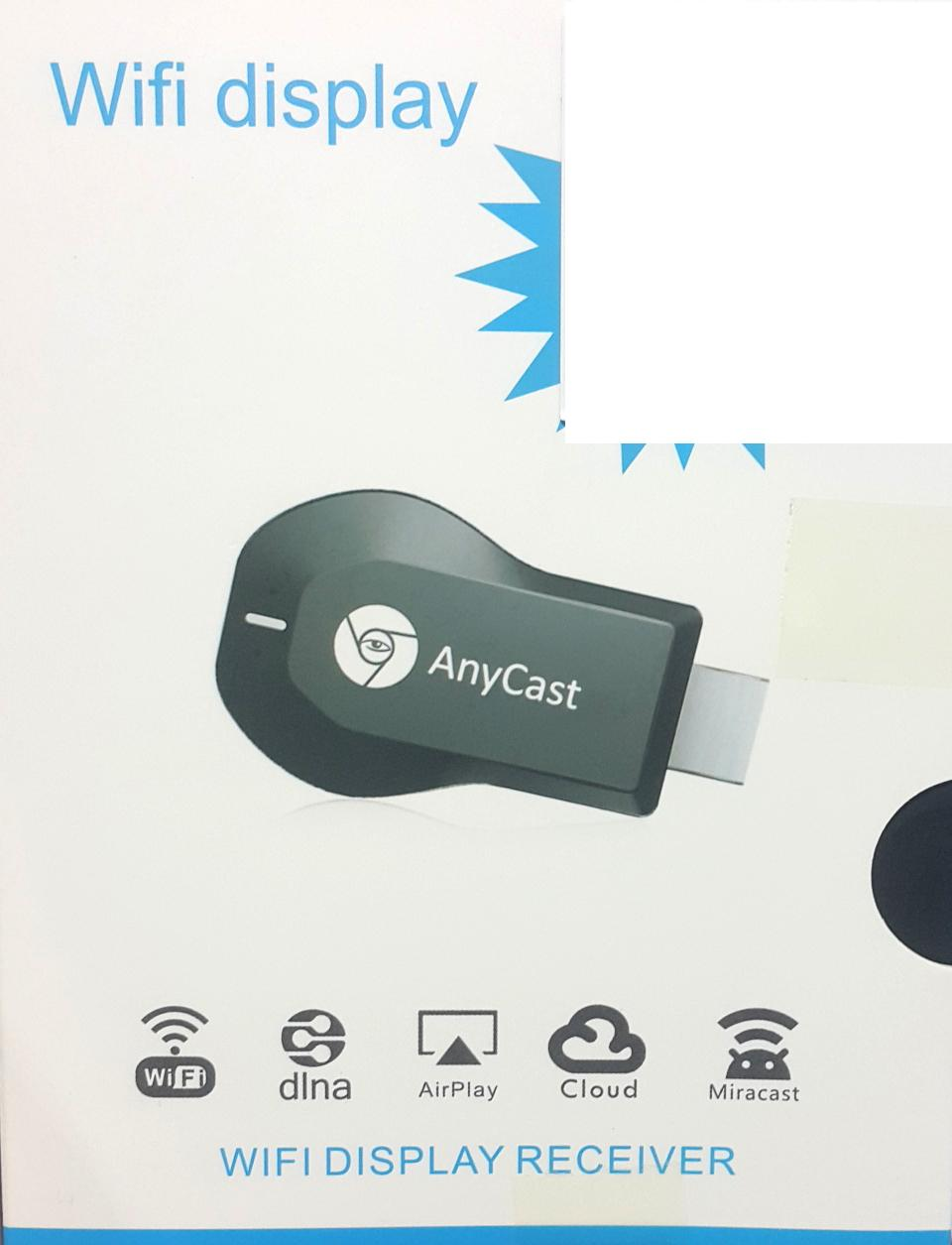 OOREE MIRROR SCREEN WIRELESS DONGLE WIRELESS RECEIVER (ANYAST/M2P)