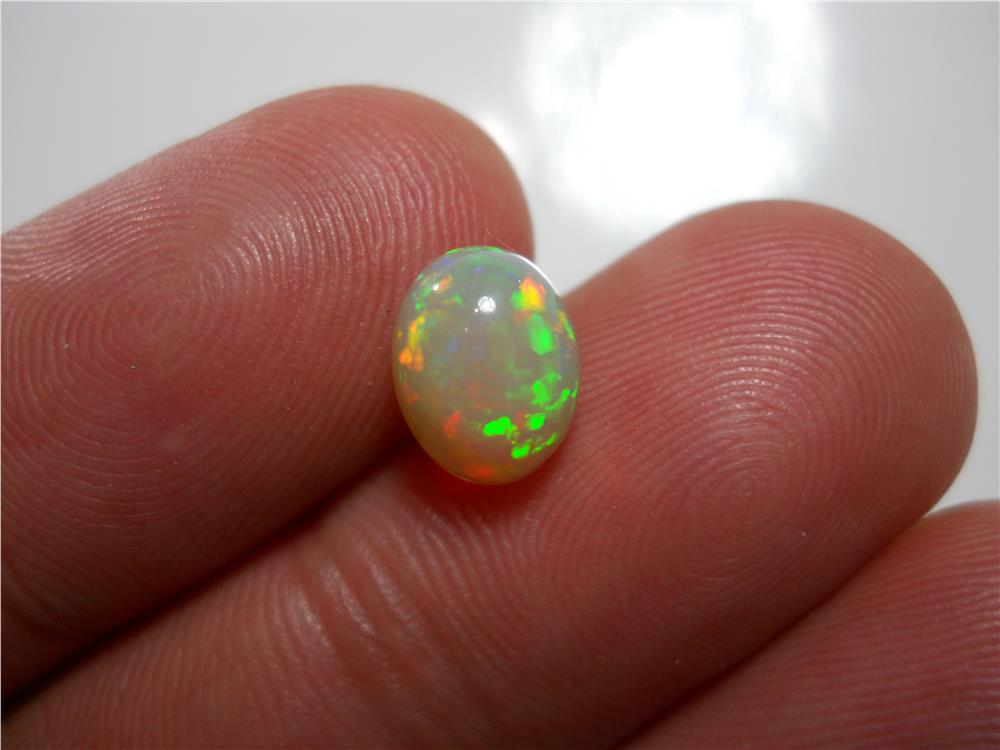 OP021 BATU KALIMAYA Natural Fire Flash OPAL