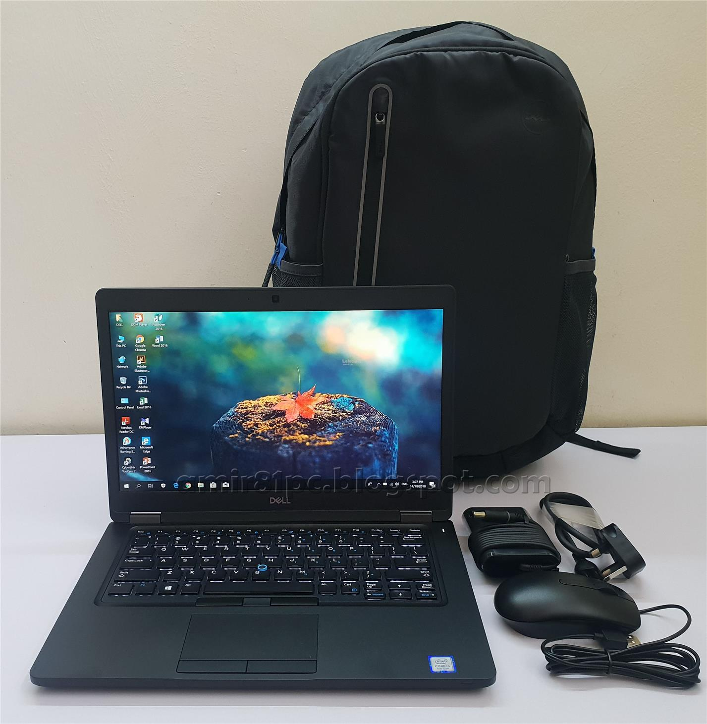 d55f9873b12 NEW OPEN BOX Dell Latitude 5490 / 8th Gen Core i5 Max 3.6GHz/256GB. ‹ ›