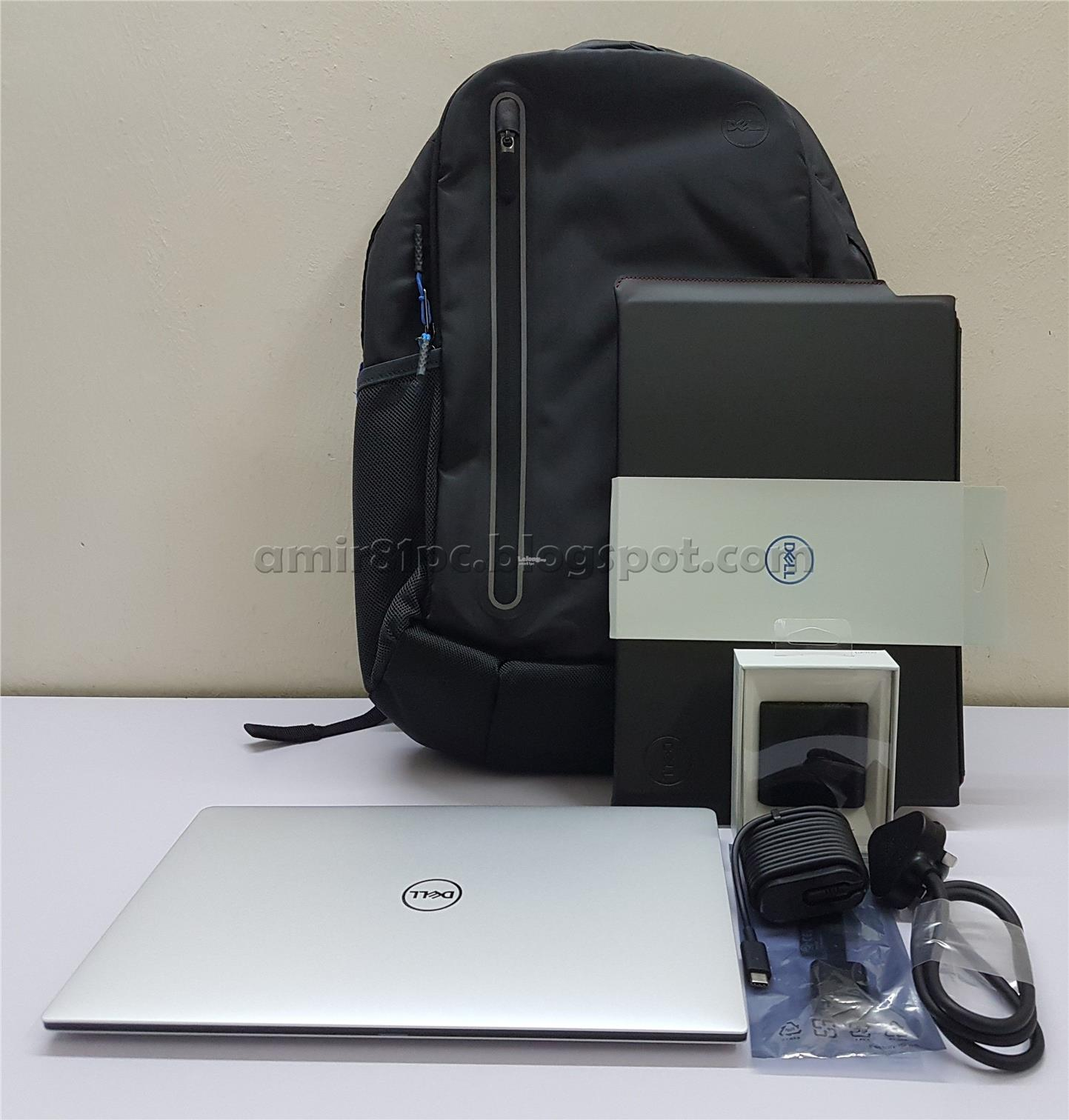 NEW OPEN BOX Dell XPS 13 /8th Gen Core i7 Max 4.0GHz/13.3in Full HD