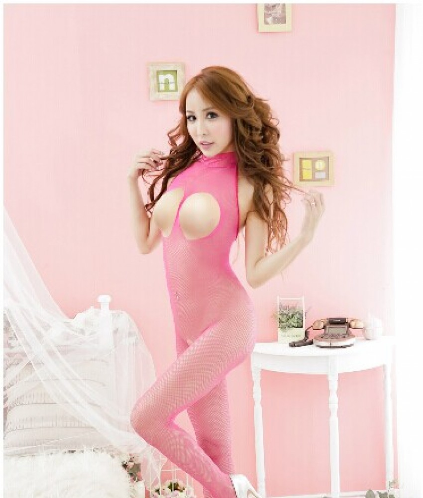 48c621aee0 Open Bust Sexy Pink Bodystocking Ba (end 4 22 2019 11 12 AM)