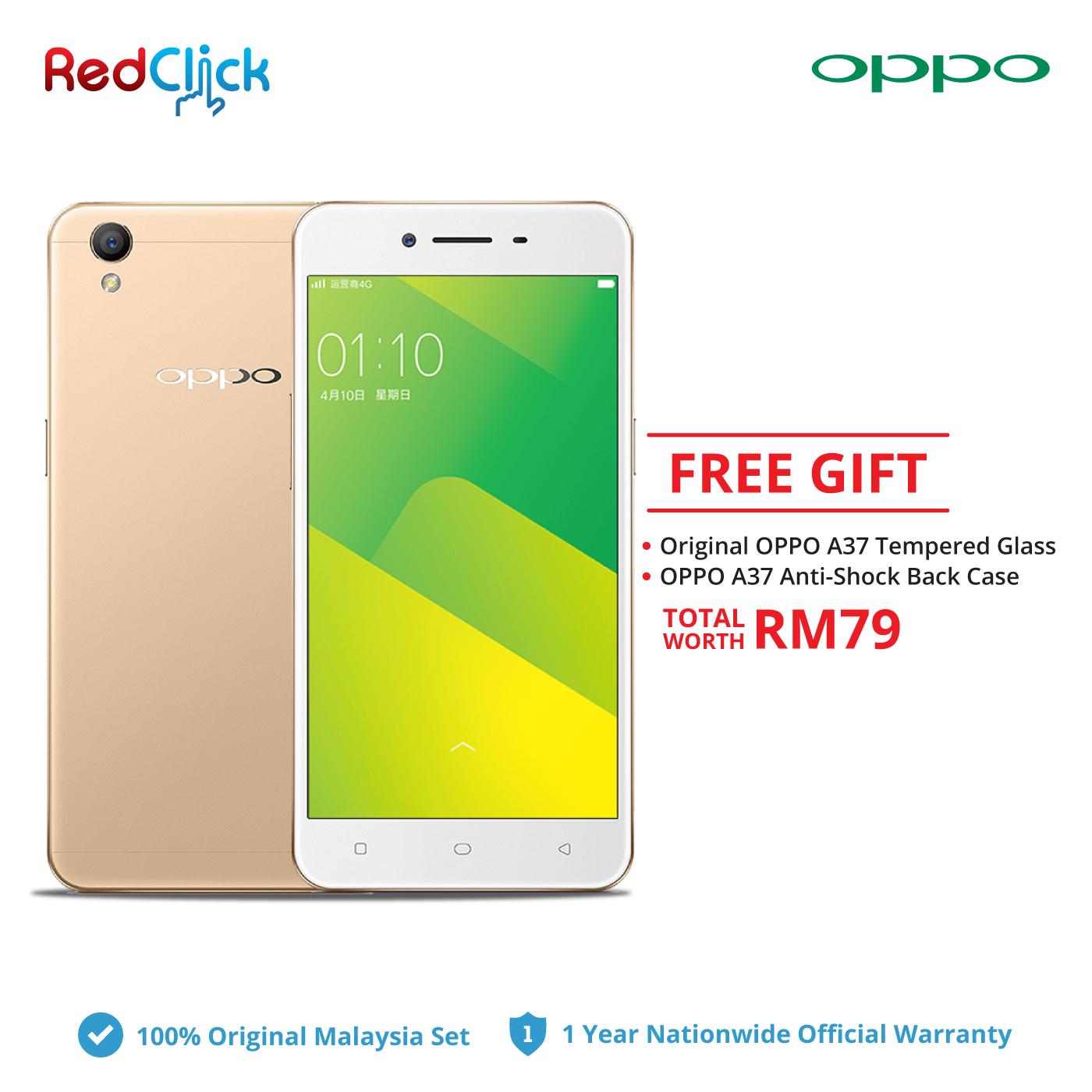 Oppo A37 2 16gb Free 7 Item Accessories Daftar Harga Terlengkap Rosegold 16 Gb 1000 2gb