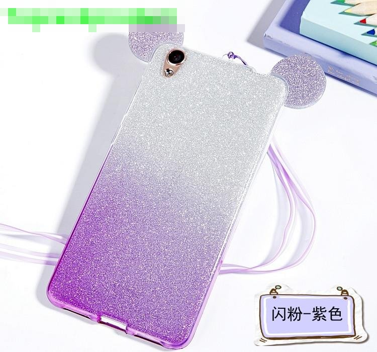 buy online 44843 19f5b OPPO A37 A37M Silicone TPU Soft Case Cover Casing + Free Gift