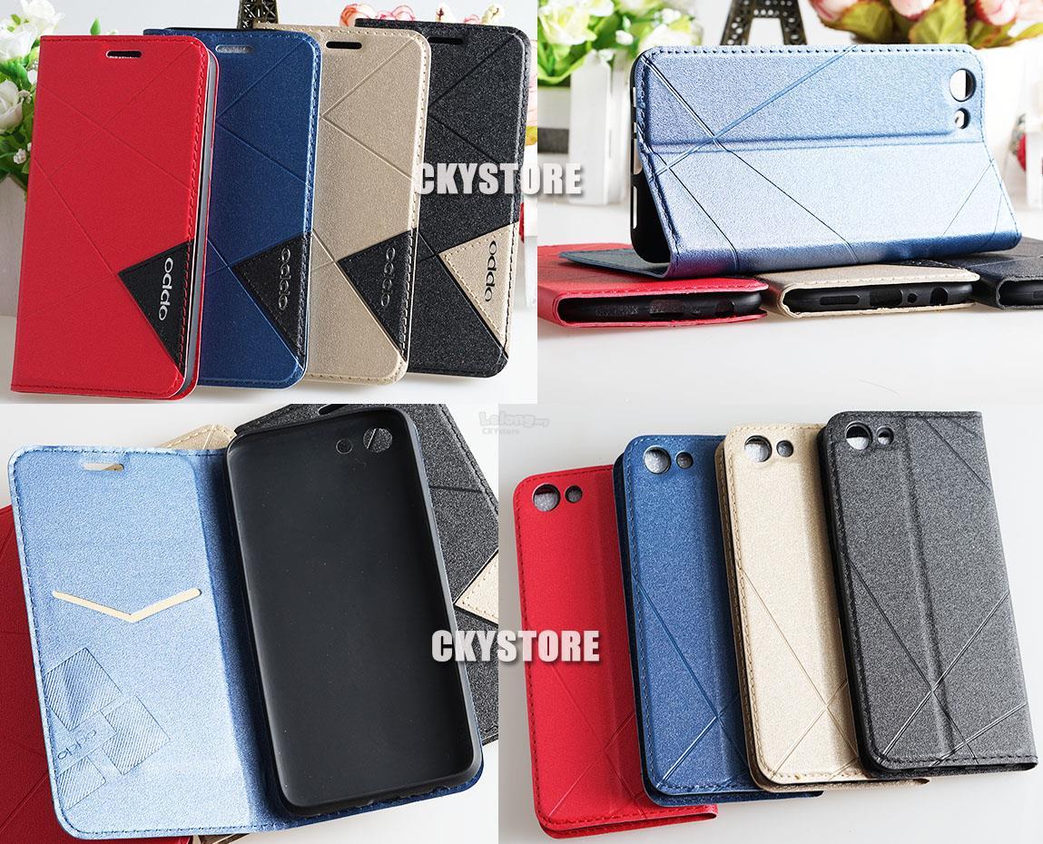 pretty nice e622e 616f5 OPPO A3S A83 / R15 PRO Standable Wallet Flip Case Pocket
