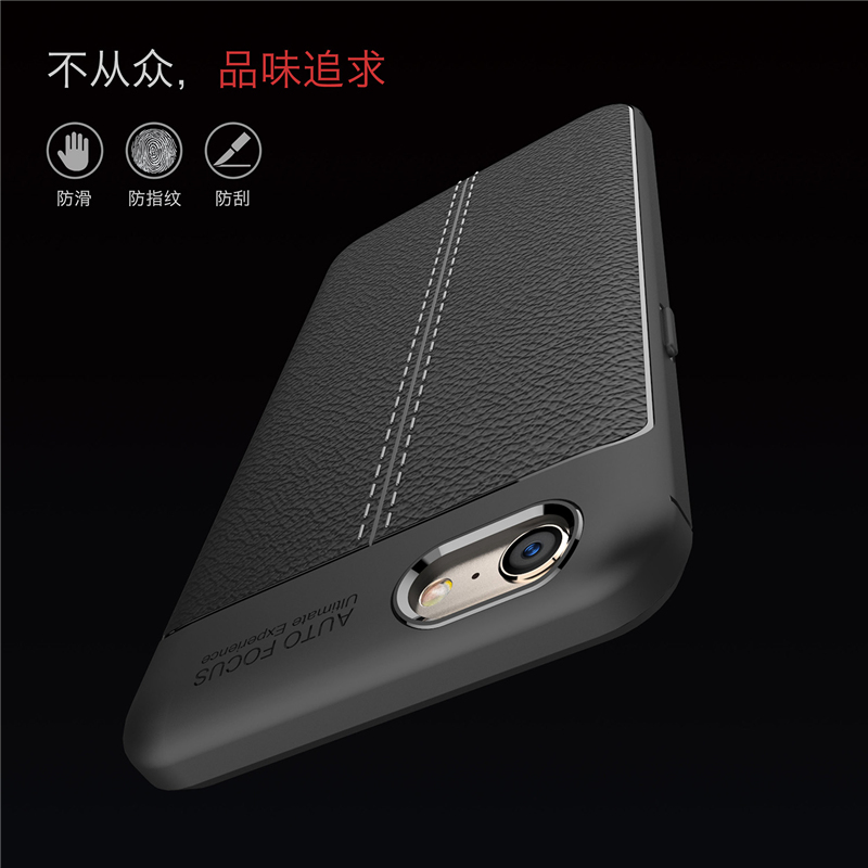 new style 3514f 6d493 OPPO A57 / A39 Ultra Thin Luxury PU Leather Soft Shockproof Case Cover