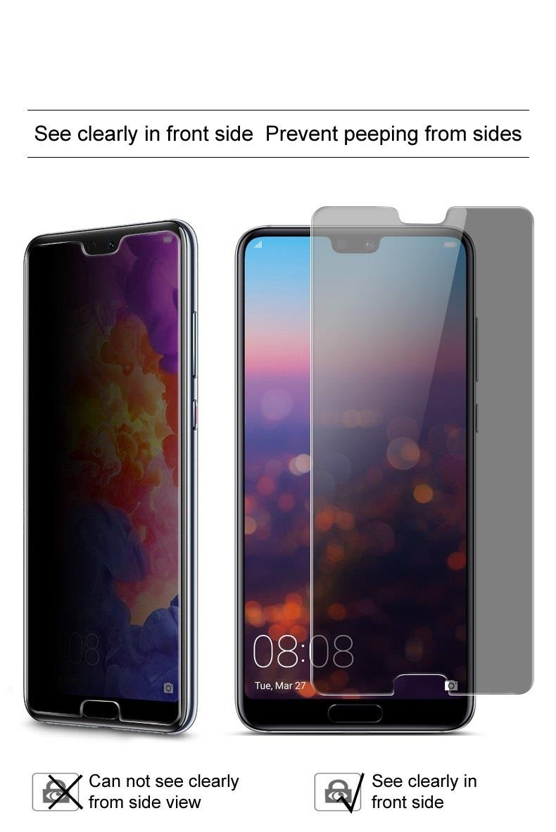 Oppo A59 9H Privacy Tempered Glass