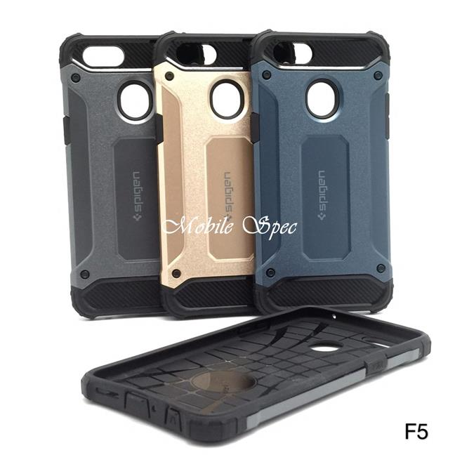 quality design c8326 a950c OPPO A59 F1S A83 F5 F7 YOUTH F9 SPIGEN TOUGH ARMOR TECH CUSHION CASE