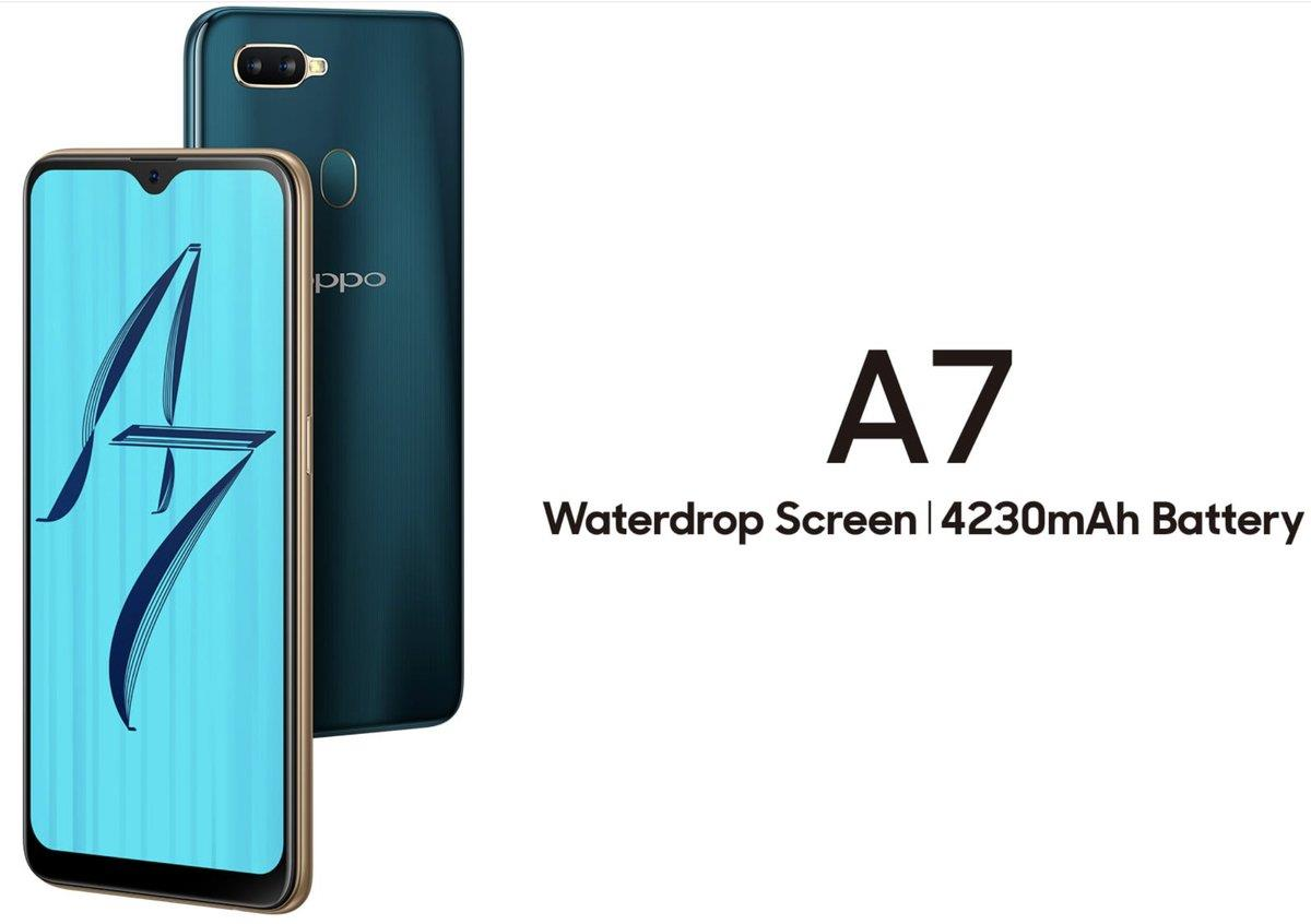 c0eeaf7a OPPO A7 (4GB RAM + 64GB ROM)ORIGINA (end 11/14/2019 3:15 AM)