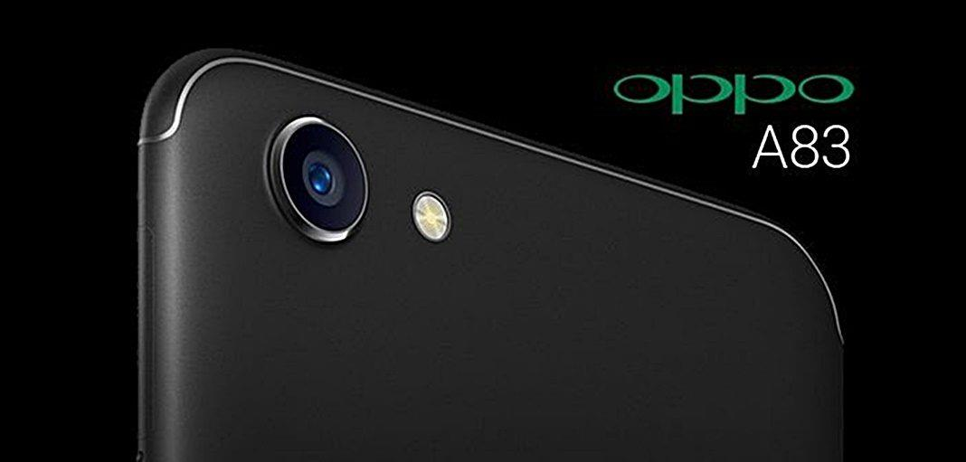 OPPO A83 (5.7' FULLVIEW display) ORIGINAL set by OPPO Msia