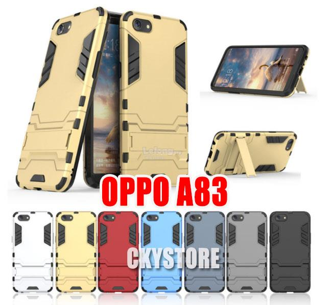 OPPO A83 IRONMAN TRANSFORMER STANDABLE Case