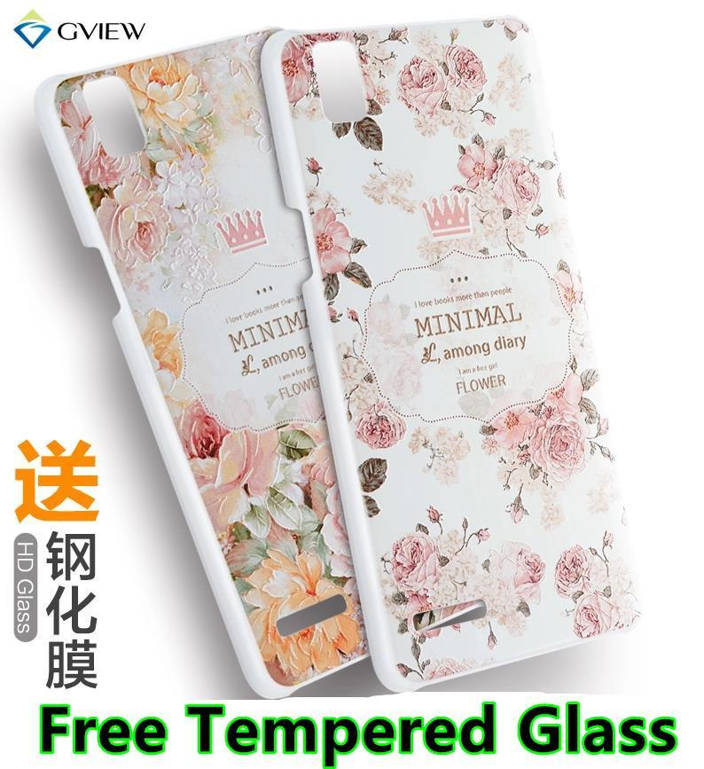 new style 4afbc 502a8 OPPO F1 A35 3D Relief Back Case Cover Casing + Free Tempered Glass