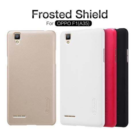 OPPO F1 A35 F1 PLUS R9 NILLKIN Frosted Case FOC Screen Protector. ‹ ›