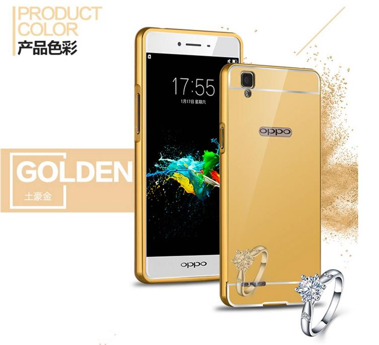 Oppo F1 Metal Case Cover Casing. ‹ ›