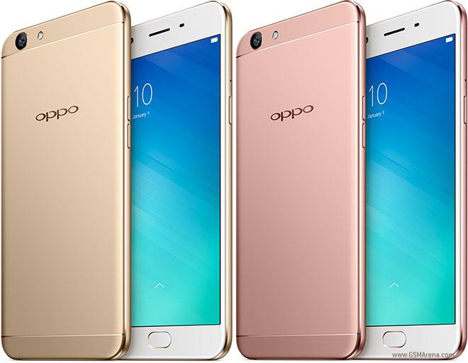 Oppo F1S, 13MP Rear Camera + 16MP Front Camera, 32GB ROM+3GB RAM