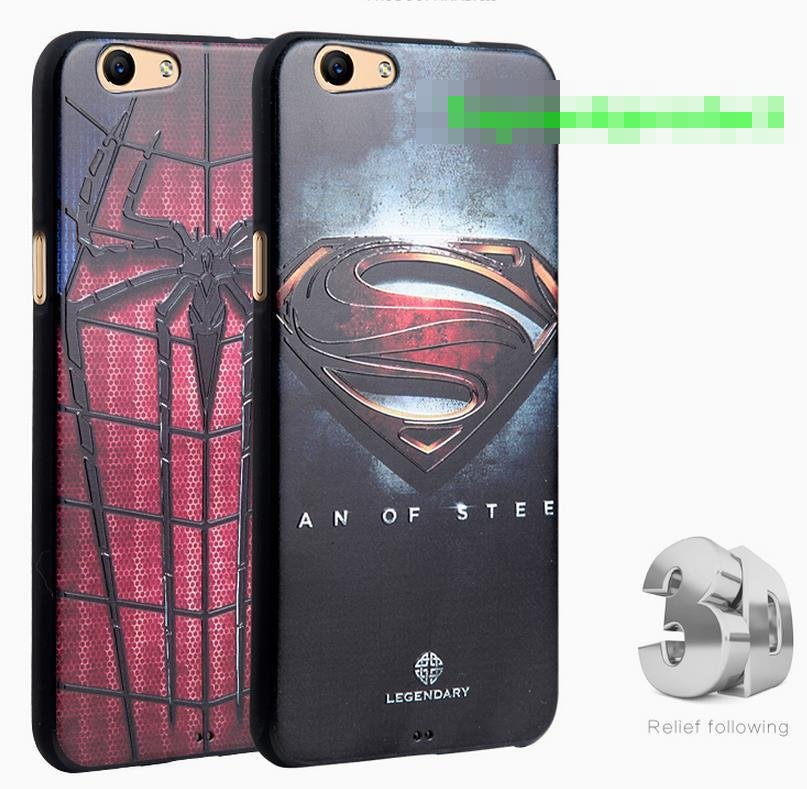 online store 51bd3 5fa69 OPPO F1S 3D Silicone TPU Rubber Back Case Cover Casing + Free Gifts