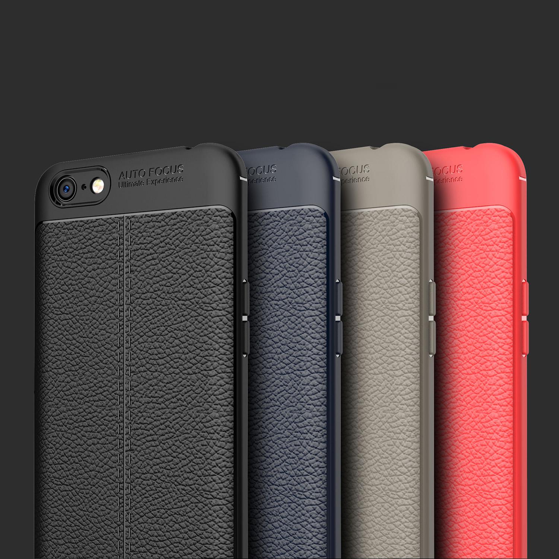 timeless design d9231 0b09d Oppo F5 A57 A77 A71 A71K A83 Soft Leather TPU Case Cover Casing