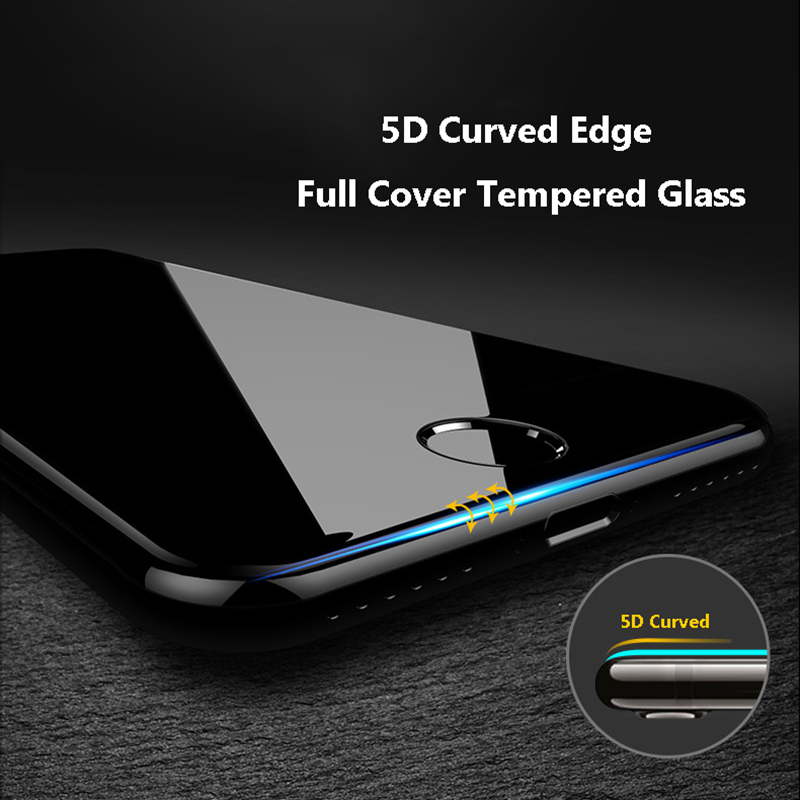 Oppo F5 F7 R9S R15 Pro A59 A83 Vivo V9 NEX 5D Full Cover Tempered Glas