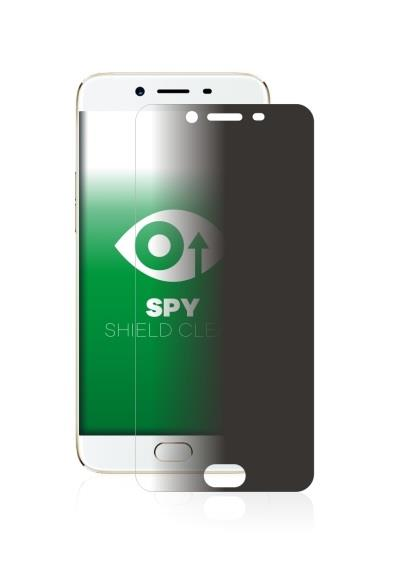OPPO F5 Privacy Tempered Glass