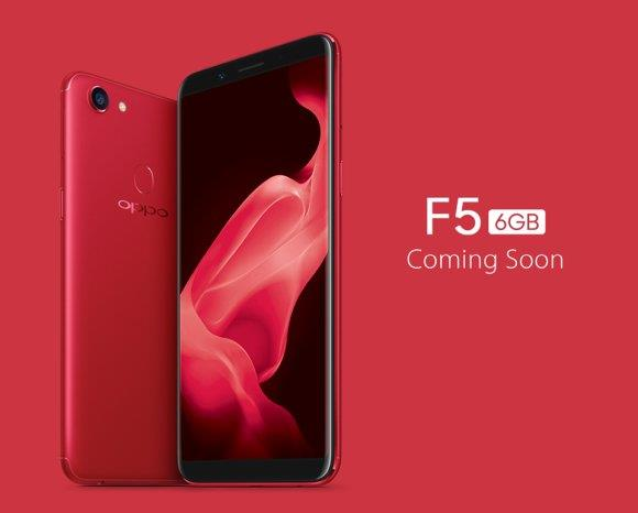 oppo f5   red edition 64gb rom 6g end 11 28 2018 12 15 pm
