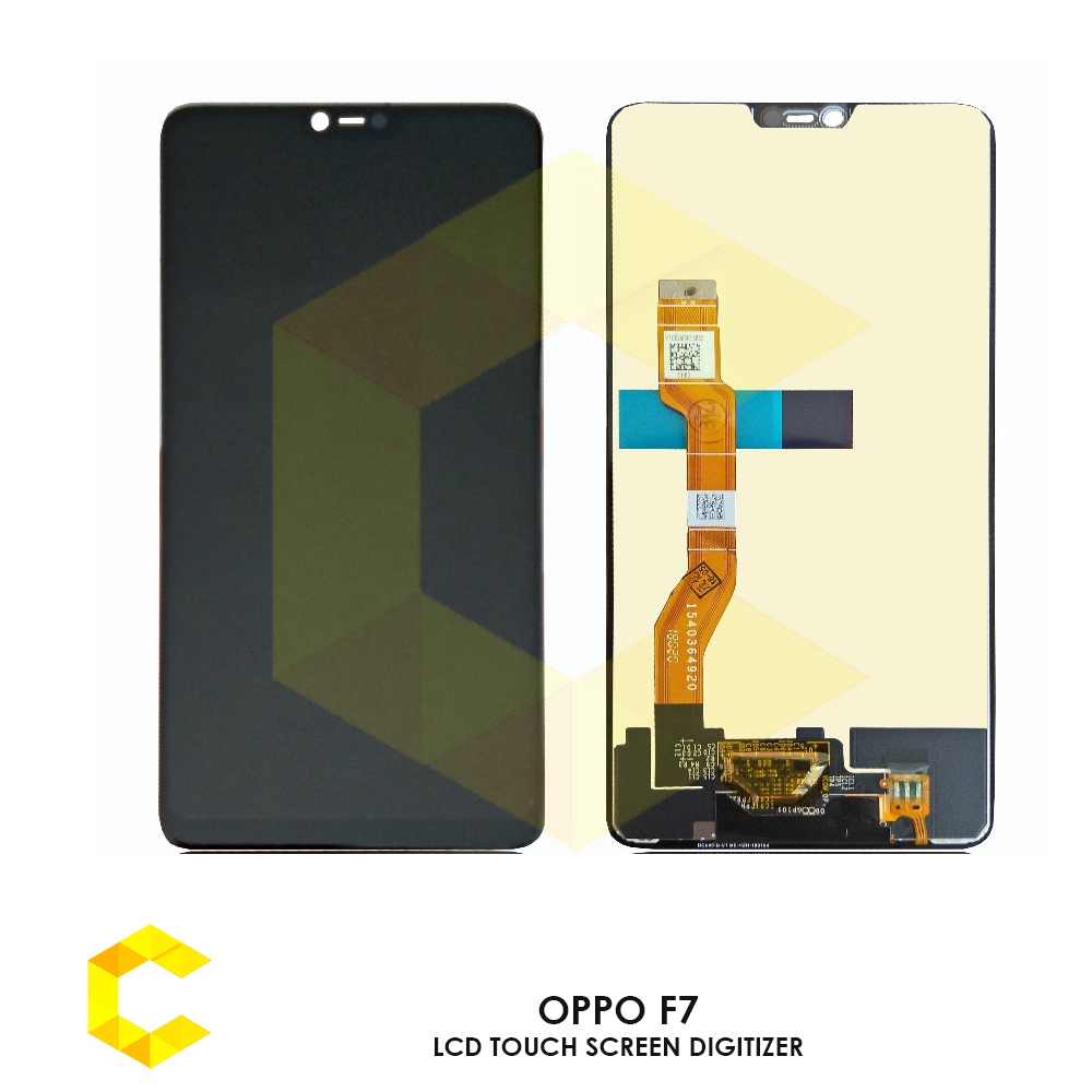 Oppo F7 LCD Touch Screen Digitizer Replacement Parts