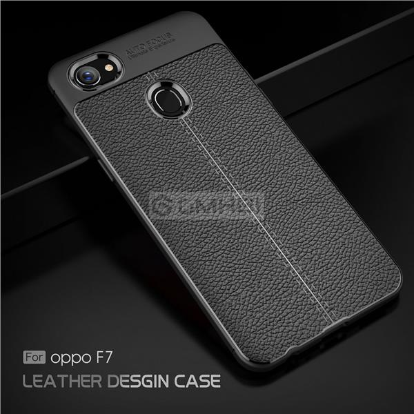 sports shoes 1965c 934ff Oppo F7 LYCHEE Rugged Tough Slim Armor TPU Bumper Soft Cover Case