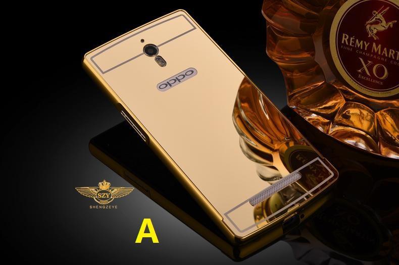 first rate 0b8c4 90e9d Oppo Find 7 / Find 7A Metal Case Cover Find 7 Aluminium Case Cover
