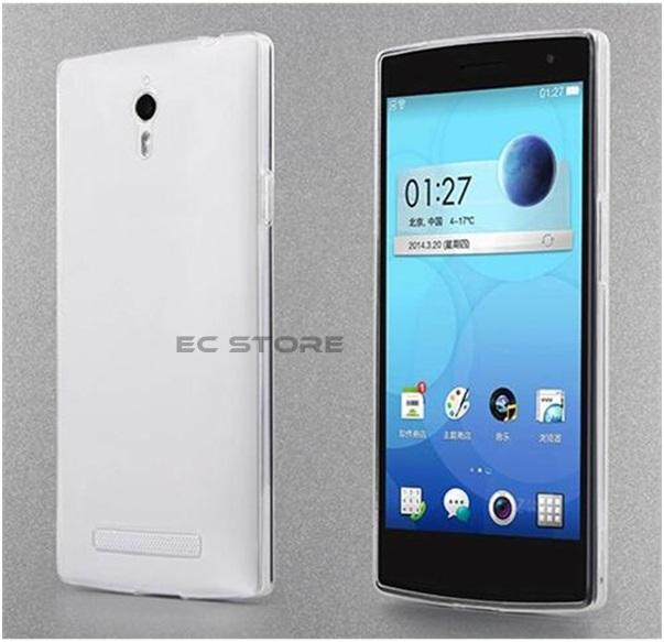 purchase cheap a1030 fe638 Oppo Find 7 R5 Nexus 5 6 Ultra Thin Silicon TPU Transparent Case 0.3mm