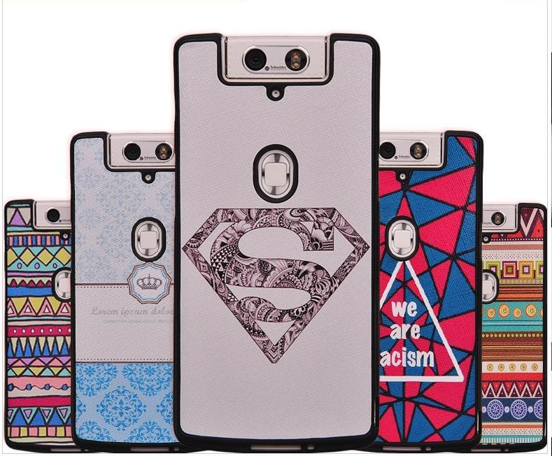 new concept dfb63 ef2b8 OPPO N3 Cartoon Design Back Case Cover Casing + Free Screen Protector