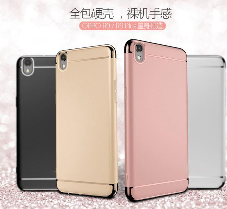 pretty nice 7c353 f5126 OPPO Neo 7 A33 F1S A59 Neo 9 A37 F1 Plus R9 Slim Fit 3 in 1 Case Cover