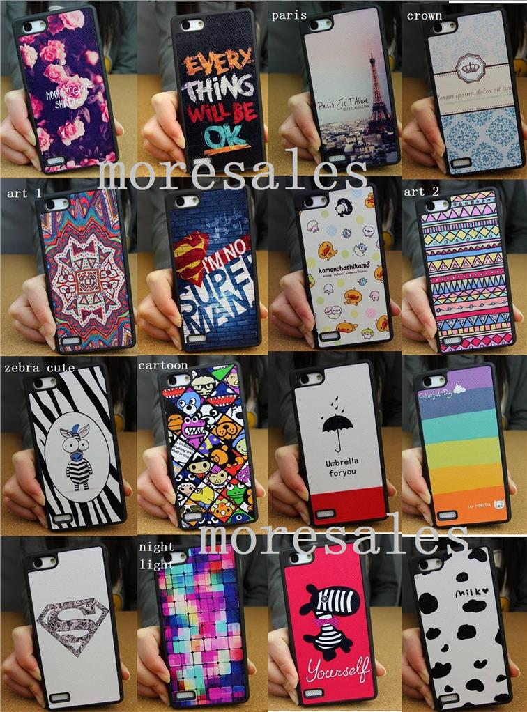 timeless design d90bf e5932 OPPO NEO 7 neo7 back cover nice graphic cartoon