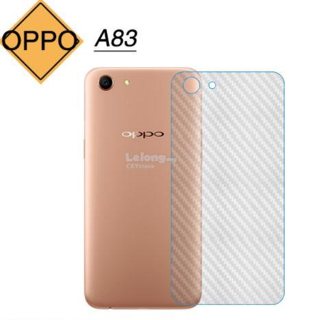OPPO R15 PRO F7 A59 A37 A57 A77 A83 Back Fiber Screen Protector