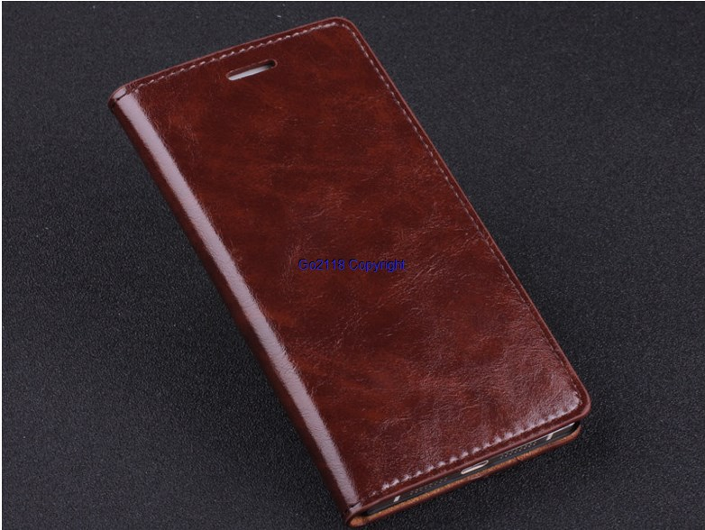 Oppo R1X R1C Genuine leather case casing cover