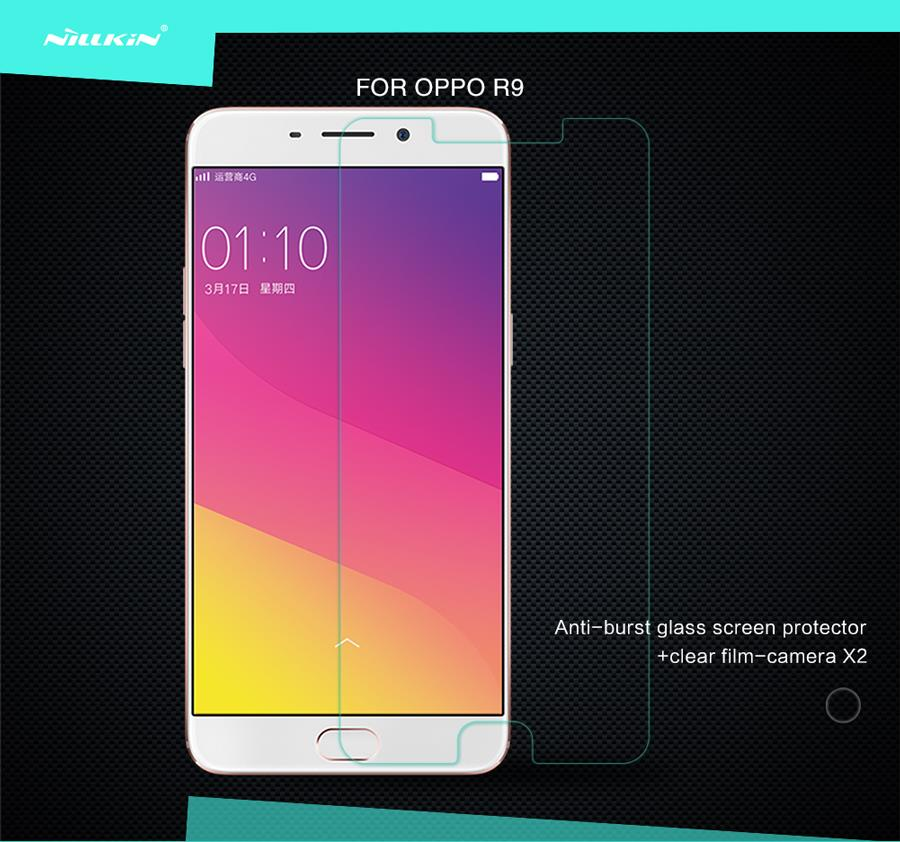 Oppo R9 (F1 Plus) Nillkin Anti Explosion H Tempered Glass