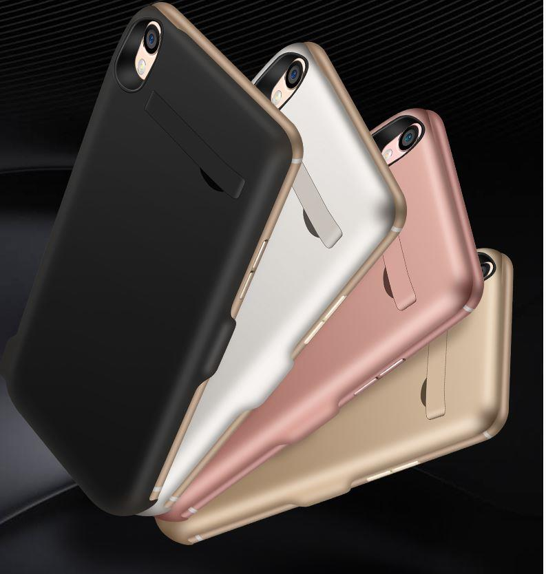 new arrival 83812 8b360 OPPO R9 R9S PLUS Battery Power Bank PowerBank Case Cover Casing