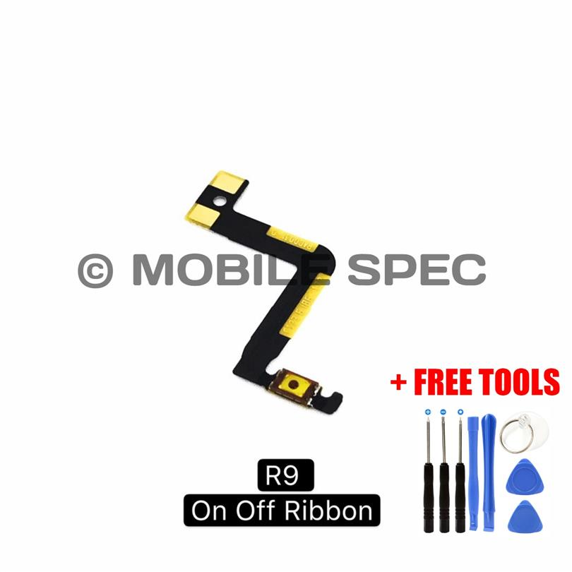 OPPO R9 / R9S ON OFF POWER BUTTON FLEX CABLE RIBBON SPARE PARTS