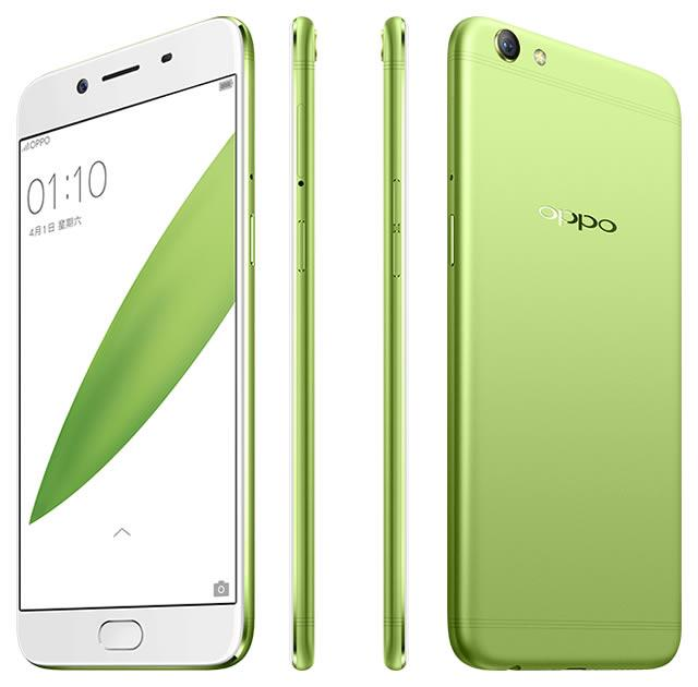 OPPO R9S GREEN EDITION NOW OPEN FOR PRE-ORDER! ETA 19.8.17